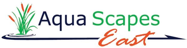 AquaScapes East Logo